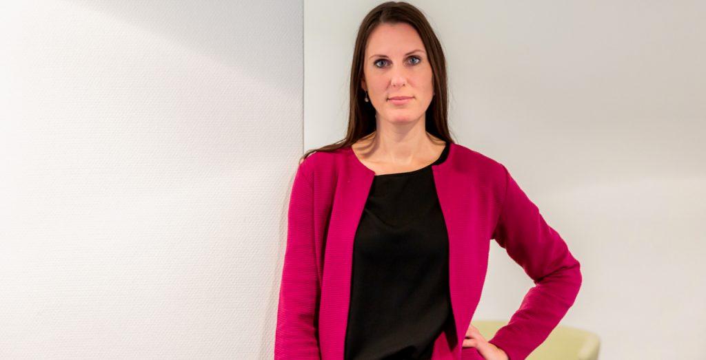 Jeanette skriver om distansarbete och arbetsmiljöarbete
